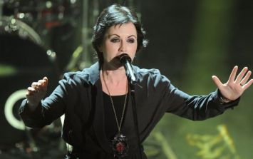 The funeral of Dolores O'Riordan is to take place later today