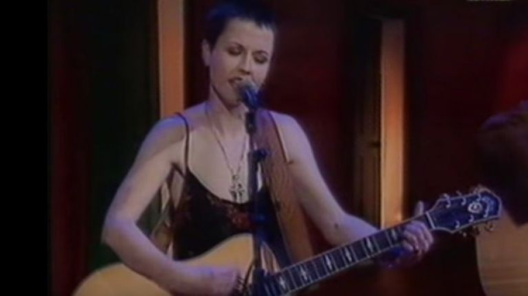 WATCH: The Cranberries in their prime, on world-conquering form with 'Linger'