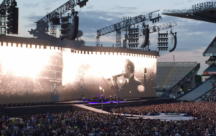 U2 announce Irish concerts this year as part of eXPERIENCE + iNNOCENCE tour