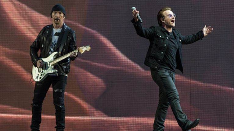 Three Irish dates confirmed for U2 eXPERIENCE + iNNOCENCE tour