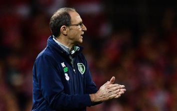 """Martin O'Neill has """"agreed terms"""" on a new deal with Ireland"""