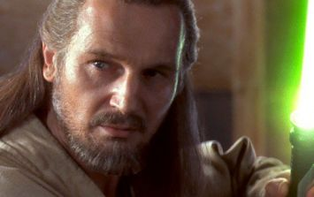 Liam Neeson reveals the perfect actor he'd cast as a young Qui-Gon Jinn