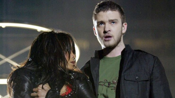 Justin Timberlake says he made peace with Janet Jackson after that infamous Superbowl incident