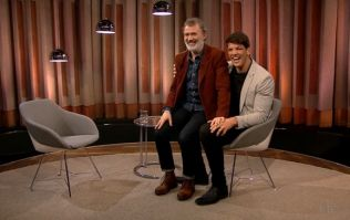 """They're no craic, the English."" Viewers loved Tommy Tiernan's interview with Donncha O'Callaghan"