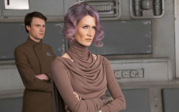Some bright spark re-edited the new Star Wars film and removed all the women