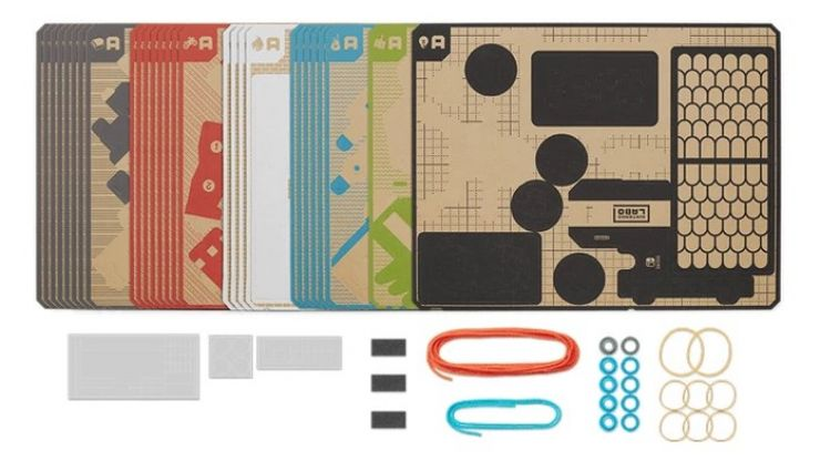 Nintendo are launching a new line of ... fun cardboard?