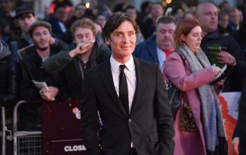 Cillian Murphy is launching an Irish history book in Galway on Thursday