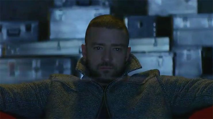 LISTEN: JT's new single 'Supplies' sees him working with Pharrell for the first time in 15 years