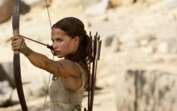 #TRAILERCHEST: Alicia Vikander is the new, kick-ass Lara Croft in the latest trailer for Tomb Raider