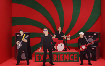 WATCH: U2 reveal new incendiary video featuring Donald Trump with the KKK