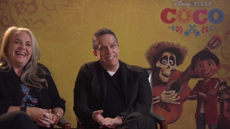 Pixar director and producer compare their new movie to a Coen Brothers classic