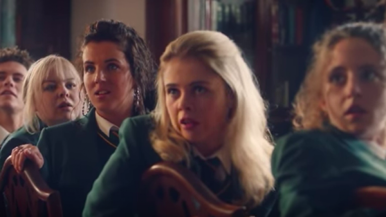 WATCH: Episode three of Derry Girls features none other than a sexy priest
