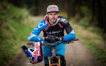 Get inside the head of a champion Irish mountain biker
