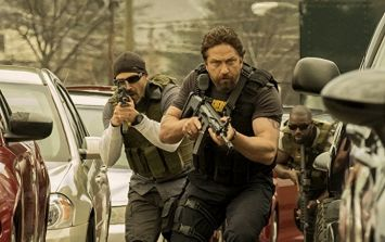Counting down Gerard Butler's 7 most badass moments on screen