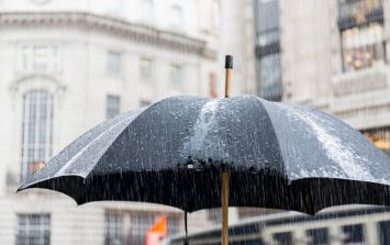 Two status yellow weather warnings issued as more wind and rain promised
