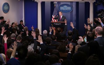 Sean Spicer absolutely should be interviewed, The Late Late Show just won't get it right
