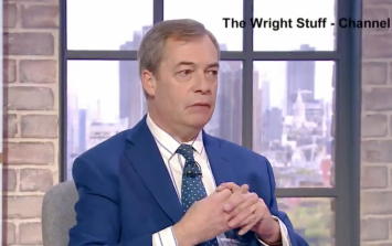 Nigel Farage suggests there should be a second referendum on Brexit