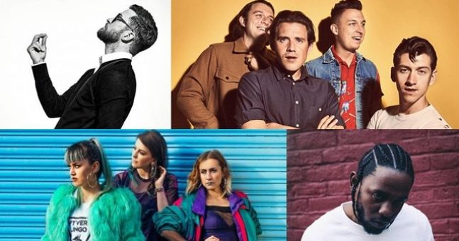 Here's a list of 28 albums to get excited about this year