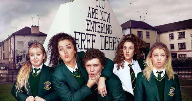 Derry Girls has already broken a really impressive TV record