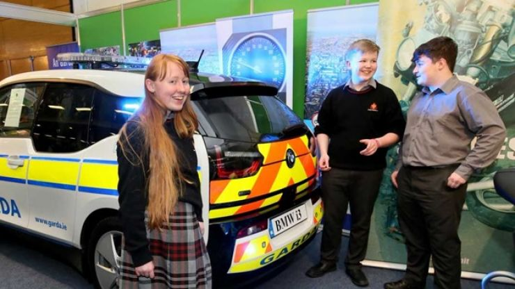 """Gardaí to trial """"ground-breaking"""" BMW electric vehicle in Ireland"""