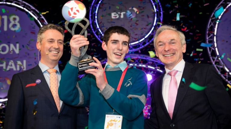 Cork teen wins BT Young Scientist for project which led to discovery of potential new antibiotic