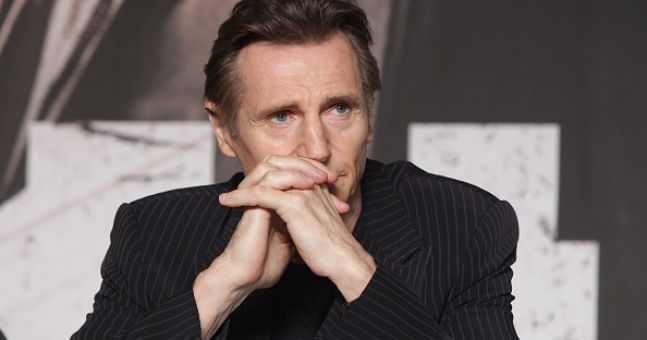 On a controversial Late Late Show, Liam Neeson's comments were somehow the most shocking