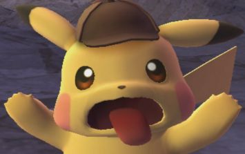 Pikachu can talk in his new video-game, and his voice is completely freaking people out