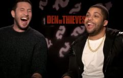 EXCLUSIVE: The moment O'Shea Jackson Jnr discovers what his (and Ice Cube's) name means in Irish