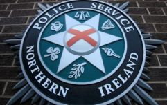 Four men arrested on suspicion of attempted murder after a man was struck by a car in Antrim