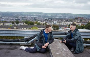 JOE visits the set of the new Young Offenders TV show in Cork