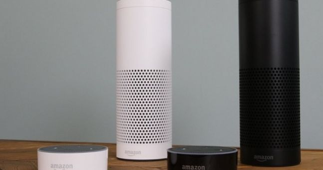 Amazon Echo and Alexa have just been launched in Ireland