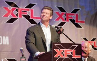 WWE CEO Vince McMahon has announced he is creating a new football league