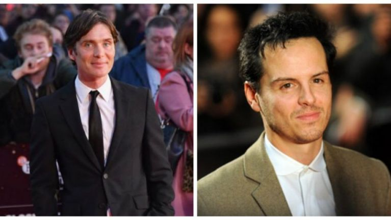 Cillian Murphy and Andrew Scott will be attending the Dublin premiere of their new movie