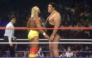 WATCH: There's a new trailer for HBO's Andre The Giant documentary, and it looks spectacular
