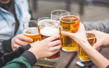 Here's how many extra pints Irish people bought during the heatwave