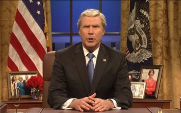 """Will Ferrell returns to SNL as George W. Bush to remind America that """"I was really bad"""""""
