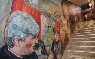 PICS: This new Irish bar has an incredible 28-metre mural tribute to Father Ted