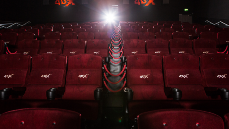 Ireland will be getting its very first 4DX cinema screen this summer