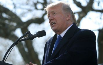 Trump gave an anti-abortion speech and managed to completely mess it up