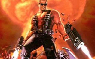 There is a Duke Nukem movie in the works, with the most perfect actor lined up for the lead