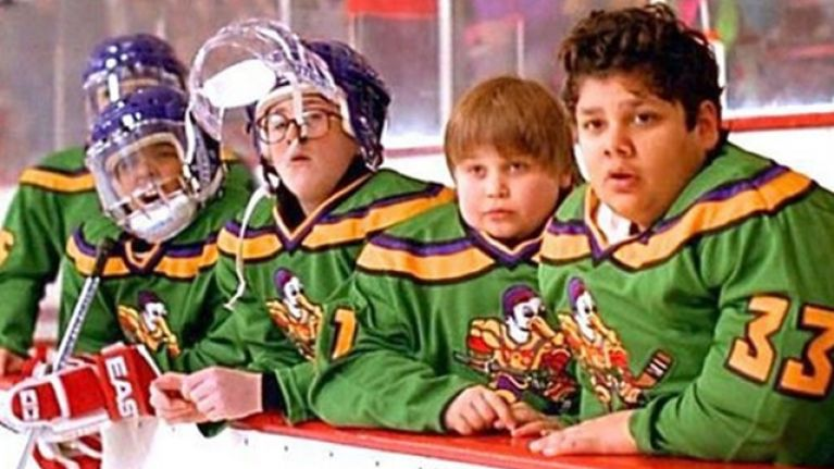 OFFICIAL: The Mighty Ducks are coming back