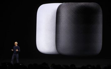 Apple's $349 voice-activated HomePod speaker is available to order from Friday