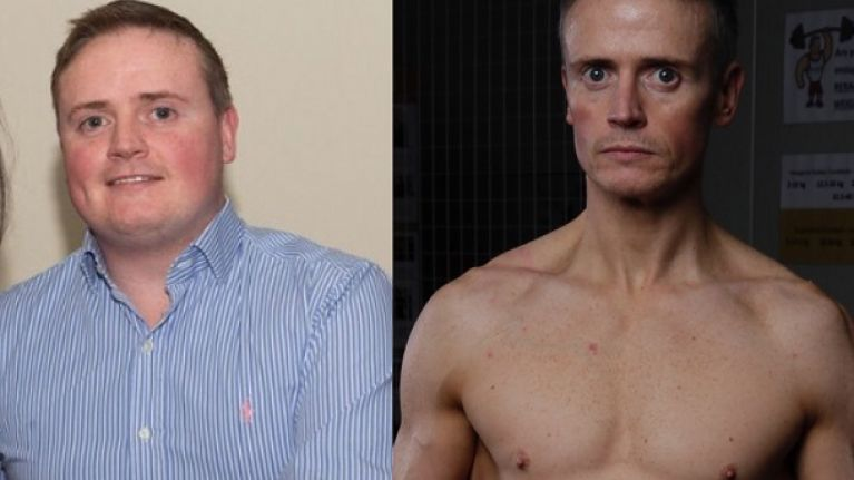 """Here's how one man decided to """"revolutionise"""" his DadBod in eight months"""