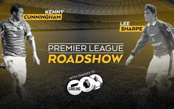 Get tickets for SportsJOE Premier League Roadshow in Number Twenty Two on 31 January