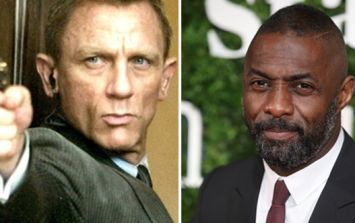 It's looking very likely that Idris Elba will be the next James Bond
