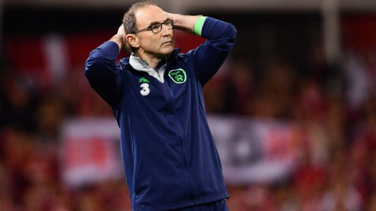 Cheaper by the (half) dozen: Six candidates who could replace Martin O'Neill as manager of Ireland