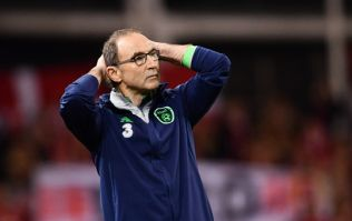 Here's the Ireland team that will face Poland