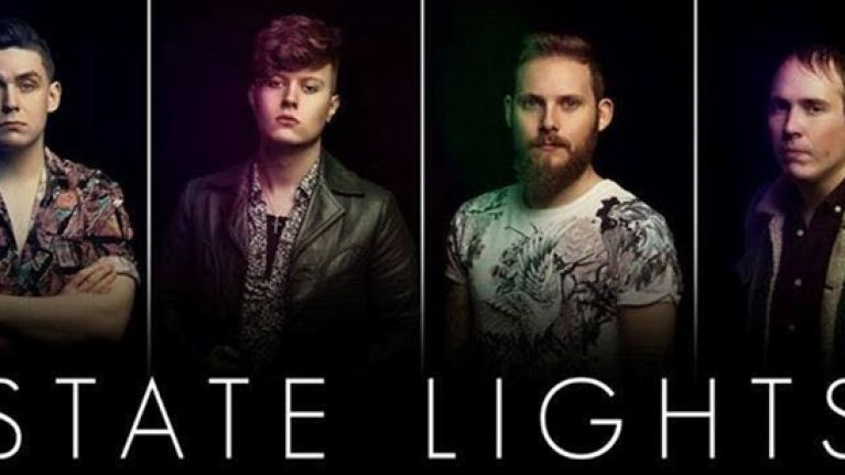 JOE's Song Of The Day #555: State Lights – 'Peace Will Come'