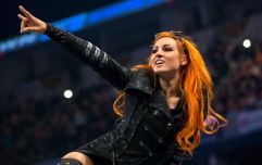 Becky Lynch ran to assist WWE fan suffering a seizure at signing event