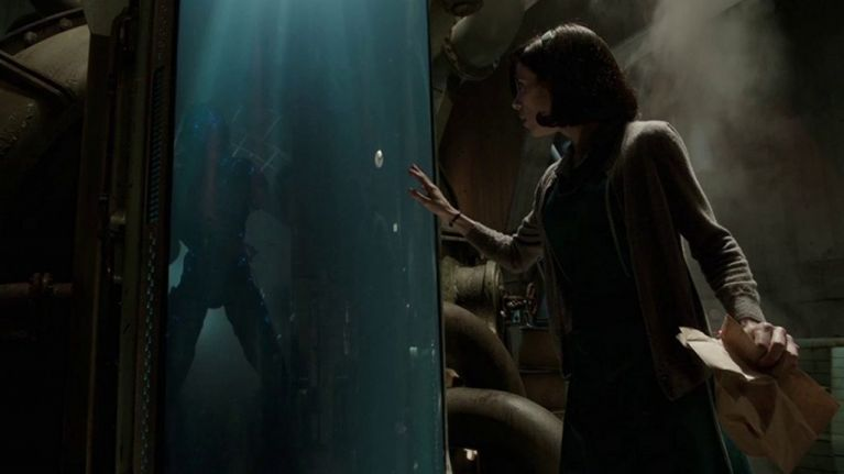 The Shape Of Water has been accused of ripping off not one but TWO different movies